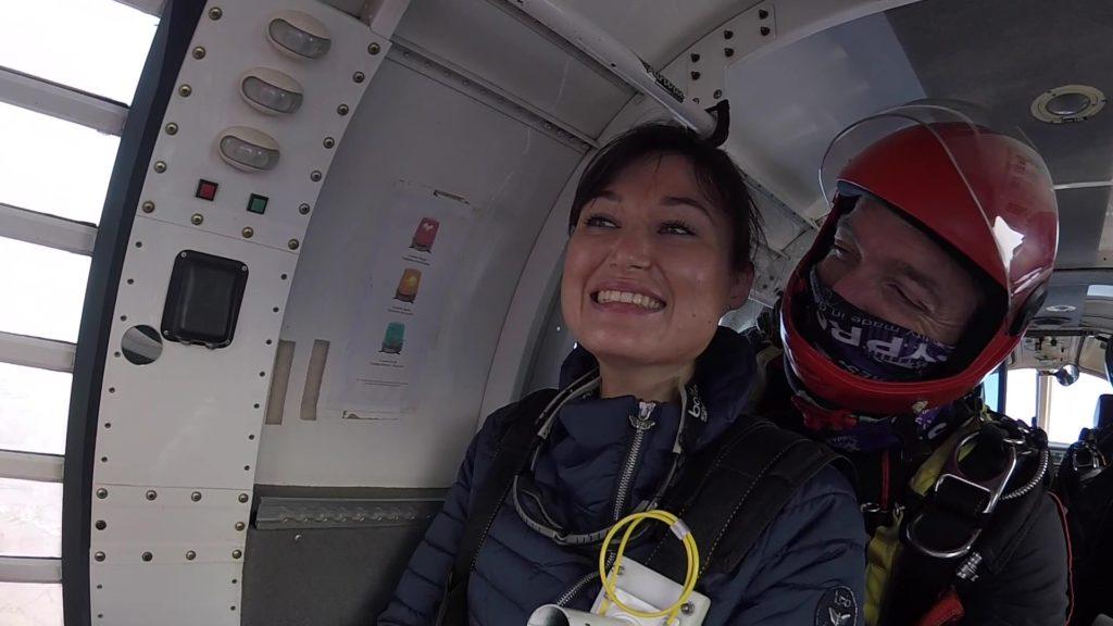 Saut en parachute Toulouse-Albi